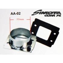 Levegőszűrő adapter AA02